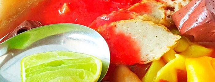 เย็นตาโฟโกยวด (สาขาหน้าร้านรัษฎาภัณฑ์) is one of ❀ ไปเที่ยวตรัง กินอะไรดีน้า?╭☆╯.