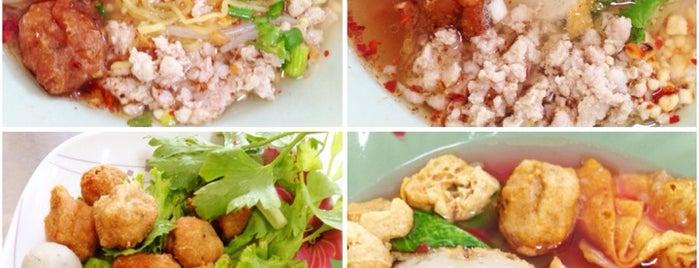 เย็นตาโฟ เมืองทอง is one of ตะลอนชิม.