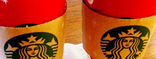 Starbucks is one of ตะลอนชิม.