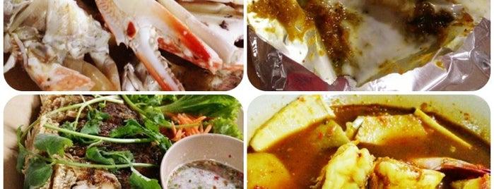 Sujinda Seafood is one of ตะลอนชิม.