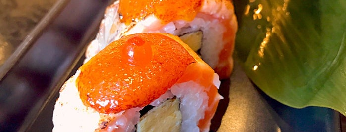 Maguro Sushi is one of ตะลอนชิม.