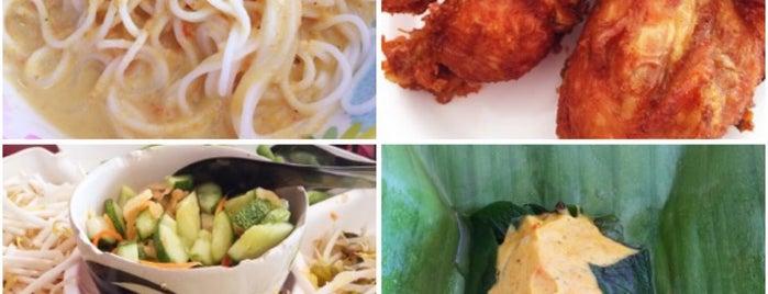 ขนมจีน โกจ้อย is one of ตะลอนชิม.
