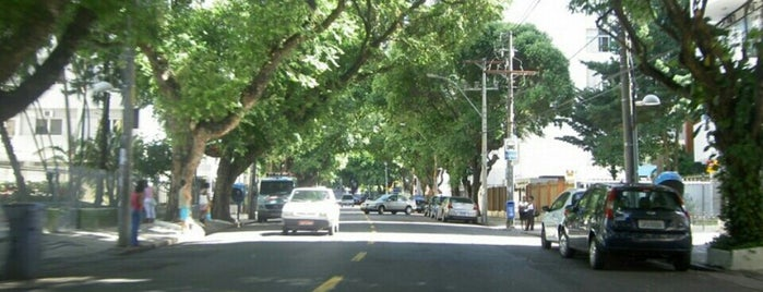 Vitória is one of Salvador.