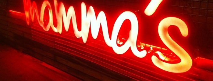 Big Mamma's is one of Bursa - Restaurant & Cuisine.