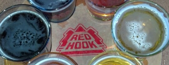 Redhook Brewery is one of New England Breweries.