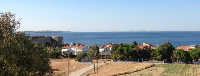 İlk Şehitler Anıtı is one of Tarih/Kültür (Marmara).