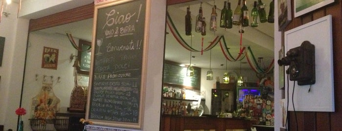 Ciao! Vino & Birra is one of Best Bars in Sao Paulo.