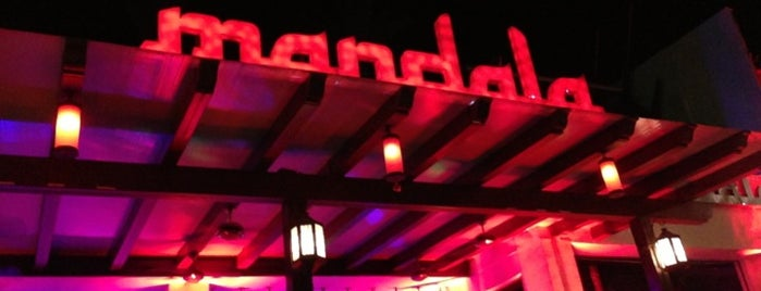 Mandala is one of Top 10 Bars @ Cabo San Lucas.