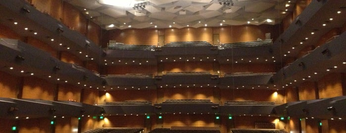 Orchestra Hall is one of Need to revisit.