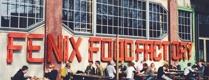 Fenix Food Factory is one of Hip Rotterdam.