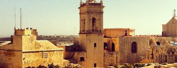 Alte Zitadelle is one of Malta.