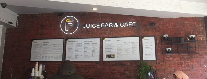 FUEL JUICE BAR is one of BK.