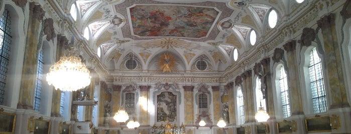 Bürgersaalkirche (Marianische Männerkongregation Maria Verkündigung am Bürgersaal zu München) is one of All the great places in Munich.
