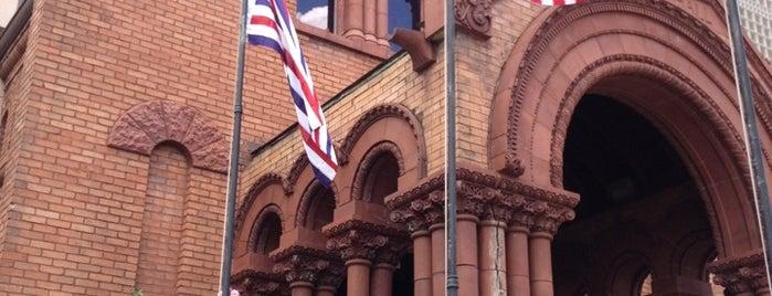 Civil War Museum at Confederate Memorial Hall is one of NOLA.
