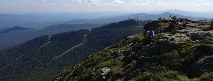 Top Of Mount Mansfield is one of Stowe.