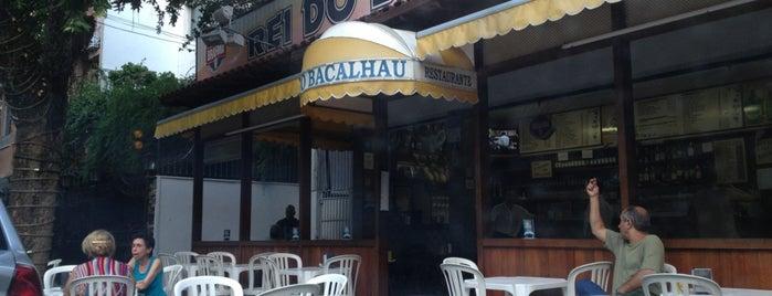 Rei do Bacalhau is one of Restaurantes.