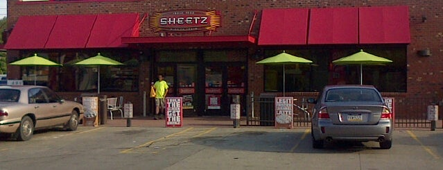 Sheetz is one of Food joints.