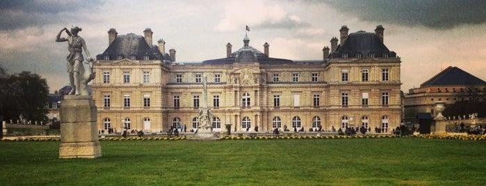 Luxembourg Garden is one of Best of Paris.