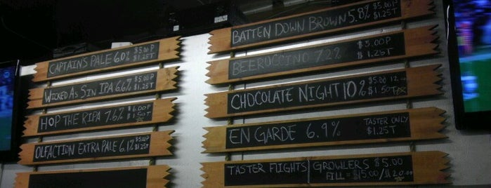 Helm's Brewing Co. is one of San Diego Brewery and Beer Pubs.