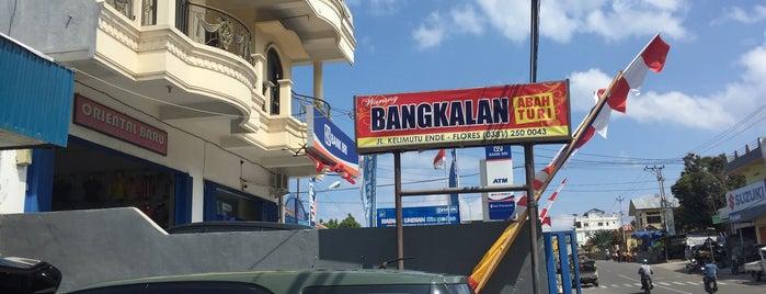 Warung Bangkalan Abah Turi is one of 20 favorite restaurants.