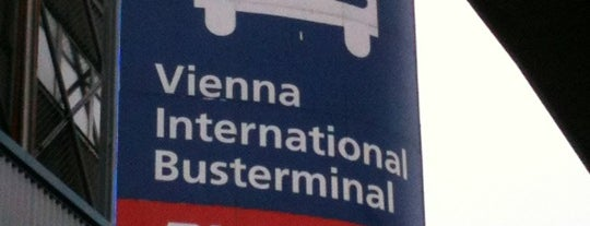 Vienna International Busterminal is one of Terminais!.