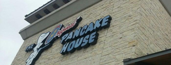 The Original Pancake House is one of Austin Breakfast & Brunch.