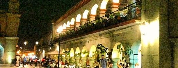 Zócalo is one of Cafés.