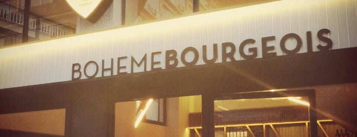 BoBo - Boheme Bourgeois is one of Athens Wine Hangouts.