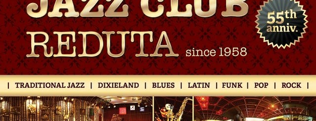 Reduta Jazz Club is one of Prag.