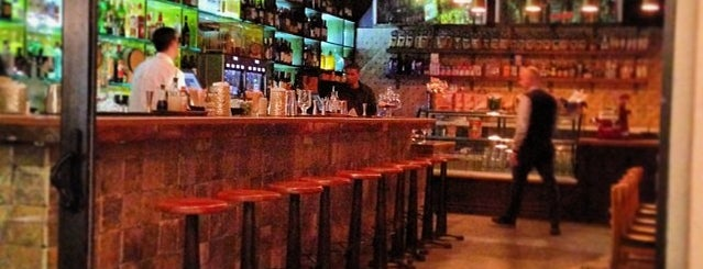 Bocce Bar is one of Miami.