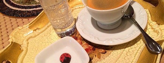 Envidia is one of Melhores Confeitarias, Padarias, Cafés do RJ.