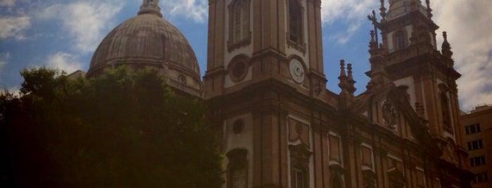 Igreja Matriz Nossa Senhora da Candelária is one of Centro / Lapa.