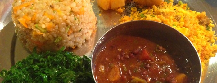 Veggie Govinda is one of Centro / Lapa.