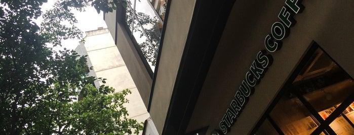 Starbucks is one of Rio de Janeiro.