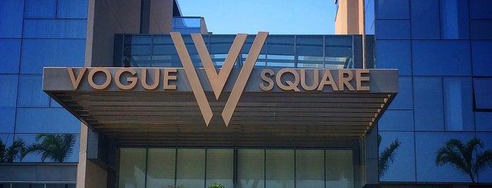 Vogue Square is one of Rio de Janeiro.
