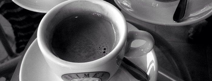 Heimen Coffee is one of Café & Boulangerie.