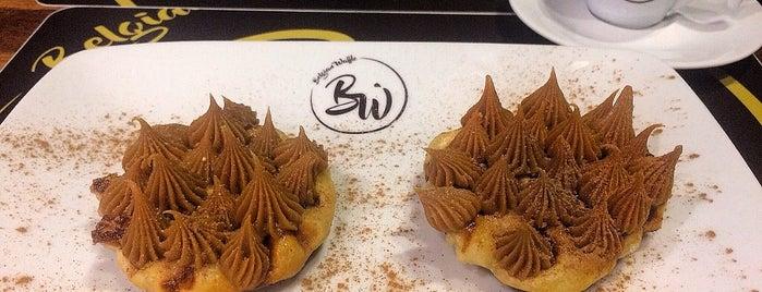 BW Belgian Waffle is one of Melhores Confeitarias, Padarias, Cafés do RJ.