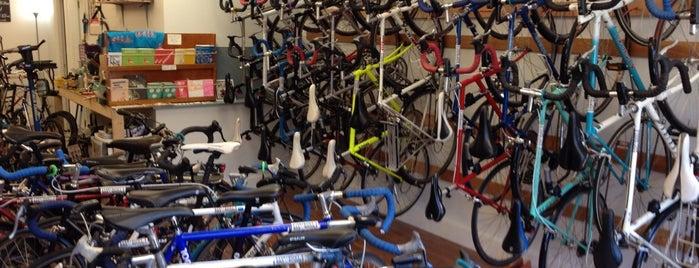 Everybody's Bike Rental is one of Portland Thursday.