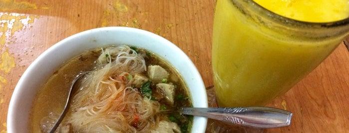 Bakso Lapangan Tembak Senayan is one of Where to Eat.