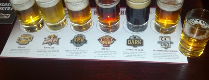 Rock Bottom Brewery is one of DC To Do's.