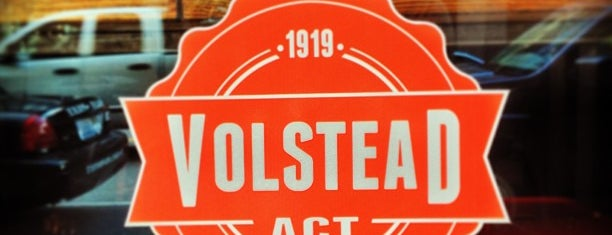 The Volstead Act is one of LunCh.