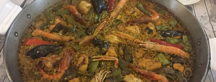 Retaurante El Rincon De Calpe is one of comidas.