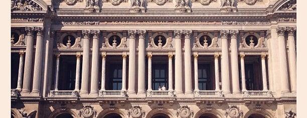 Place de l'Opéra is one of Paris.