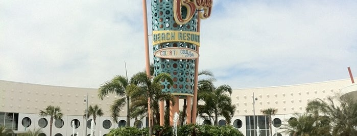 Universal's Cabana Bay Beach Resort is one of The 15 Best Places with Good Service in Orlando.
