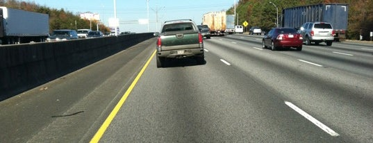 I-75: Exit 265 N Marietta Pkwy is one of The Chad.