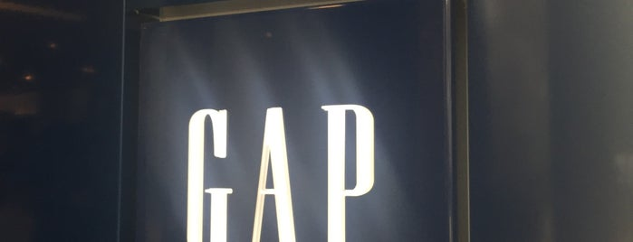 Gap is one of Square One.