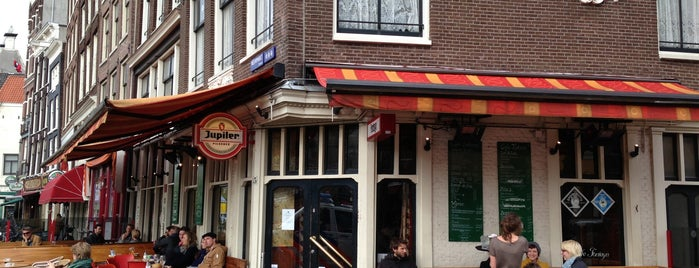 Café Fonteyn is one of Hungry in Amsterdam.