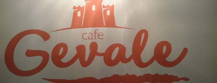 Gevale Cafe is one of Konya'da Café ve Yemek Keyfi.