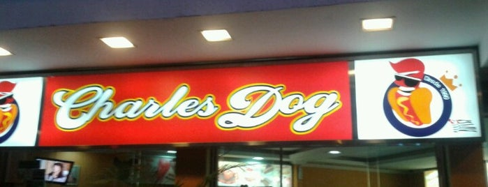 Charles Dog's is one of em guarulhos.