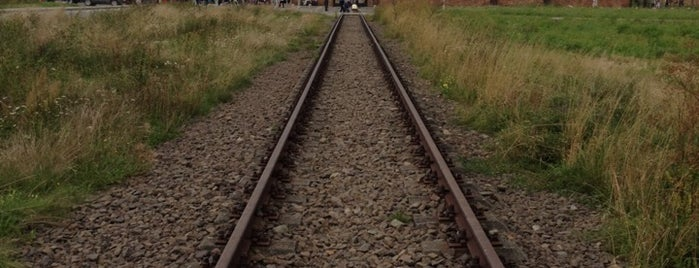 Auschwitz II - Terrain of the Former Birkenau Camp is one of Check it out.